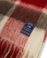 Lexington Checked Mohair Mix Throw 130 x 170 cm