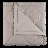 PIIA bedspread dove 260 x 260 cm