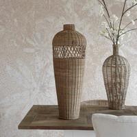 RR Cross Weave Vase