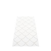 Kotte Fossil Grey/White 70 x 150 cm