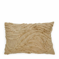 Desert Wave Pillow Cover natural