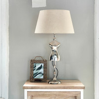 Elegant Mannequin Lamp Base