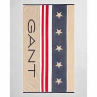 GANT Printed Sail Beach Towel (100 cm x 180 cm)