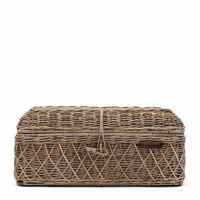 RR Diamond Weave Bread Basket