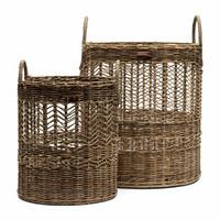 RR Copenhagen Basket Set Of 2 pcs
