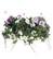 Kesäkukka tumma violetti 45 cm (nro1)