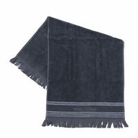 Serene Towel anthracite 100x50 cm