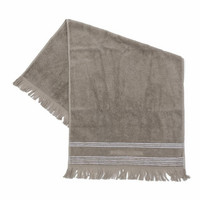 Serene Towel stone 50x100 cm