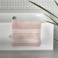 Serene washcloth Blossom