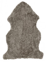 Curly lampaantalja vaaleanruskea
