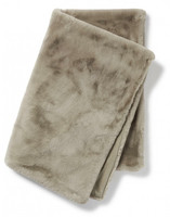 Fluffy huopa taupe