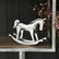 RM Rocking Horse Statue
