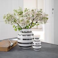 Omaggion Vase S Silver