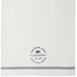 Logo Kitchen Towel Blue