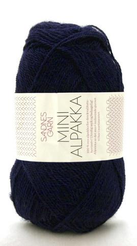Sandnes Garn Mini Alpakka 5575