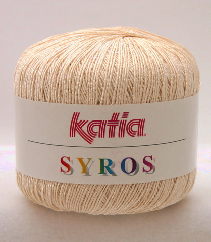 Katia Syros Vaalea beige 72