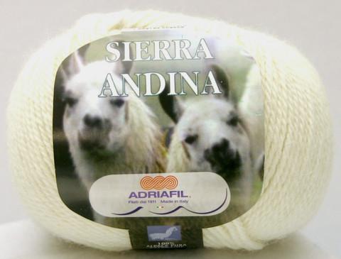 Sierra Andina Luonnonvalkoinen 002