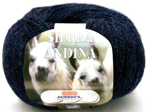Sierra Andina Tumman sininen 023