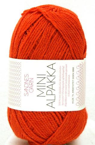 Sandnes Garn Mini Alpakka 3508