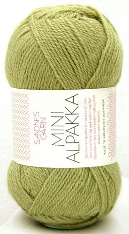 Sandnes Garn Mini Alpakka 9532