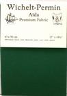Aida kangas tumman vihreä