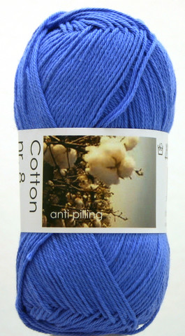 Cotton nr. 8  Väri 621