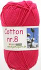 Cotton nr. 8  Väri 434