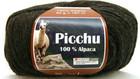 Hjerte Garn 100% Alpaca Tummanruskea