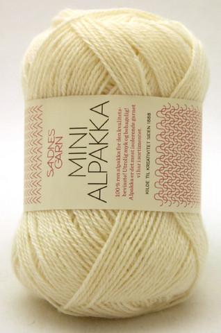 Sandnes Garn Mini Alpakka 1012