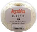 Katia Cable 5 on mahtava lanka asusteiden virkkaamiseen.