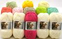Hjertegarn Cotton nr. 8  Oivallinen kesälanka 100% puuvillaa.