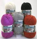 Kaupunkilangan Pyynikki lanka on Turkissa valmistettu kauniisti kimaltava, kestävä sukkalanka.