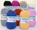 Kaupunkilangan Rotvalli lanka on Turkissa valmistettu keskivahva mukavan pehmeä ja kestävä sukkalanka.