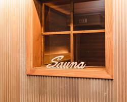 Sauna -kyltti, kauno