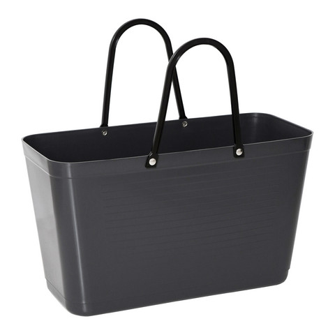 Hinza laukku - Large Dark Grey