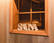 Sauna -kyltti, iso teksti