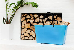 Hinza laukku - Large Turquoise