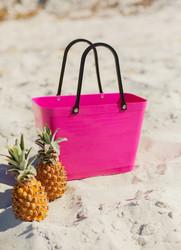 Hinza laukku - Small Hot Pink