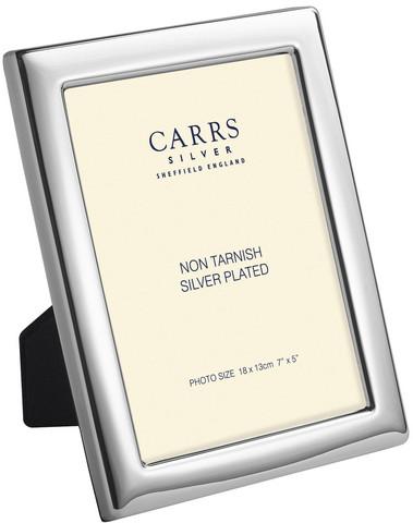 Carrs PR4-SP 8x13 hopeoitu valokuvakehys