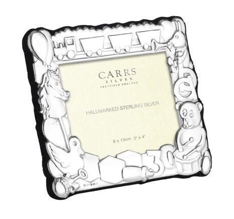 Carrs CH3LB nalle 10x8 hopeakehys