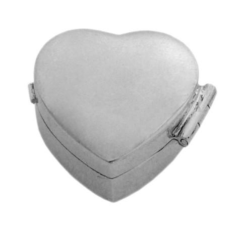 Sydämen muotoinen pieni pillerirasia PB430