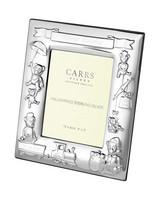 Carrs CR3-SP 10x8 hopeoitu valokuvakehys