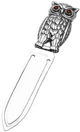 Carrs STC082 Pöllö kirjanmerkki