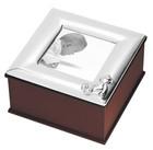 Carrs WG006 mahonkirasia hopeisella nallekehyksellä