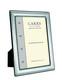 Carrs FR085/W18x13 hopeinen valokuvakehys  oliivi/pallokuviolla