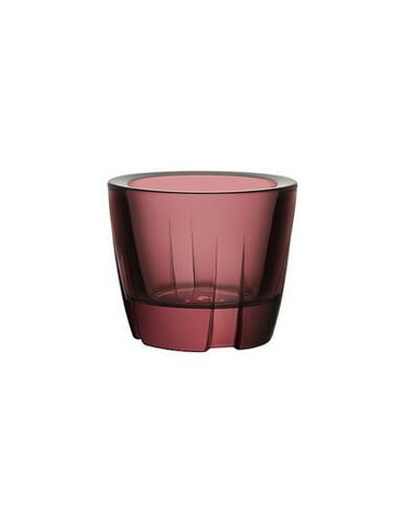 Kosta Boda purppuran värinen Bruk lasituikku
