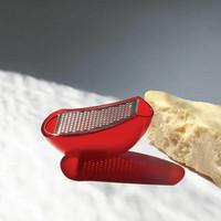 Alessi AARU01 R punainen Parmenide parmesaaniraastin