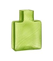 Kosta Boda 7041303 vihreät raidat design vaasi