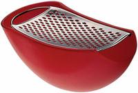 Alessi AARU01 R punainen parmesaaniraastin
