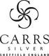 Carrs PN111 hopeiset nappimalliset kavosimet